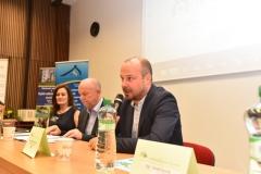 zprava: Mgr. et Mgr. Lukáš Curylo, PaedDr. Zdeněk Moldrzyk, Bc. Radka Švejnohová (zahájení konference)