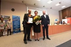 Paní Barbora Kiczmerová (oceněná pěstounka již doprovází CPP)