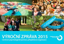 Vydali jsme výroční zprávu za rok 2015 pro veřejnost