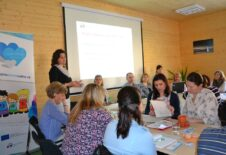 Seminář a workshopy s tématem hostitelské péče na pobočce v Ostravě