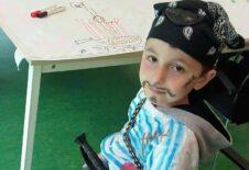 Den rodiny, arteterapie i žvanec pro piráty
