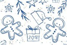 Krásné Vánoce & PF 2018