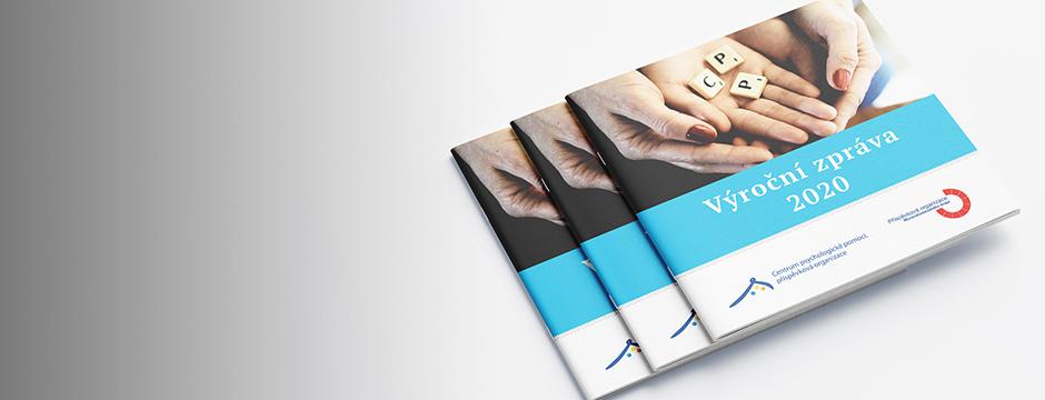 <strong>Výroční zpráva<br/> pro veřejnost</strong>